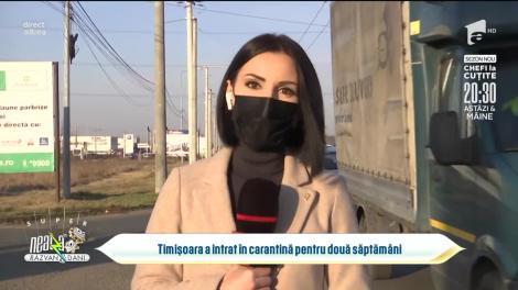 Timișoara a intrat în carantină. Ce restricții sunt