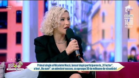 """Nicoleta Nucă este """"Fata din oglindă"""", în cel mai nou videoclip lansat de artistă"""