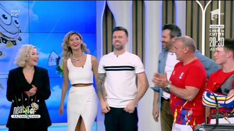 Campionii României la tir cu arcul vs. echipa Neatza! Cine trage mai bine?