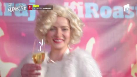 """Marilyn Monroe a venit la iUmor cu un moment extrem de senzual: """"Mihai, Mihăiță, Mișu"""""""
