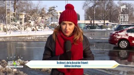 Cum se circulă în Bucureşti