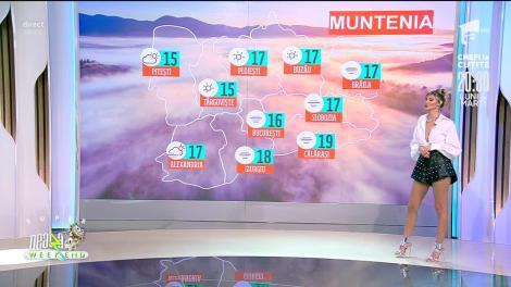 Prognoza Meteo, 14 martie 2021. Temperatura maximă va fi de 16 grade Celsius în București