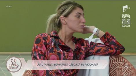 Fata care nu este pe placul celorlalte concurente din casa Mireasa: Are privire de scorpie!