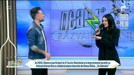 Diana Brescan, despre experiența de la X Factor: Este o oportunitate foarte bună pentru a deveni cunoscut