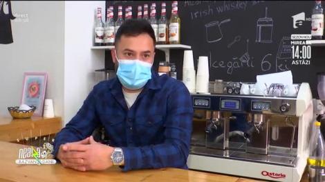 Business cu aromă de cafea