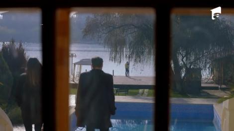 Adela, episodul 19. Adi amenință că se aruncă în lac! Adela este nevoită să-i accepte cererea în căsătorie