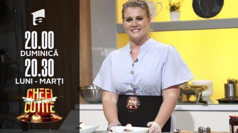 Janna The Mom, din California la Cluj și apoi în bucătăria Chefi la Cuțite. Cu ce i-a surprins pe jurați