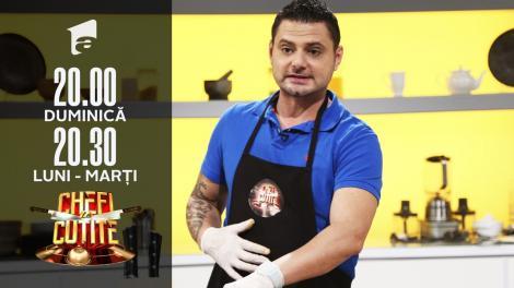 Vincenzo Manna i-a făcut să jurații Chefi la Cuțite să cânte: Hai să ne aplaudăm singuri