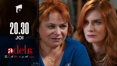 Adela, episodul 22. Nuti Achim o amenință pe Delia