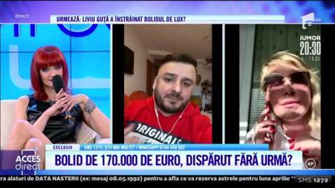 Liviu Guţă, pagubă de 50.000 de euro? Reacția manelistului