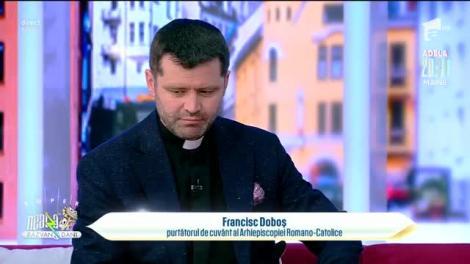 Paştele Catolic. Părintele Francisc Doboș: Lucrurile profunde se descoperă într-o normalitate