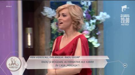 Radu sau Bogdan? Fetele votează cine intră în casa Mireasa!