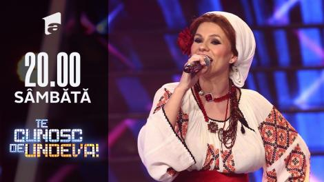 Cristina Vasiu se transformă în Margareta Clipa - Zi-i Vasile, zi-i