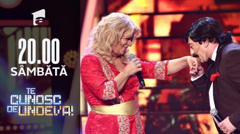 Adriana Trandafir și Romică Ţociu se transformă în Renee & Renato - Save Your Love