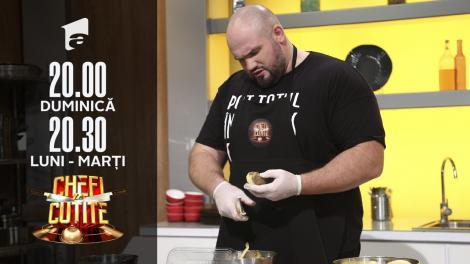 Jurații Chefi la cuțite, speriați de un luptător MMA. Chef Bontea: N-am mâncat cartofi prăjiți așa de buni în viața mea!