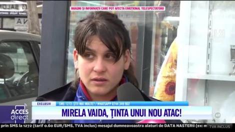 Mirela Vaida, ținta unui nou atac! Lămâia: Numai eu știu ce o să-i fac. Am un plan
