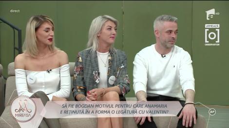 Bogdan, primele impresii despre fete! Anamaria, Costinela și Roxana, printre favoritele sale