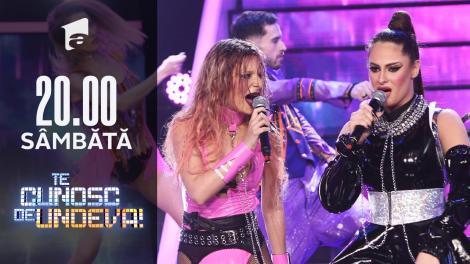 Ana Baniciu și Raluka se transformă în Lady Gaga & Ariana Grande - Rain on me