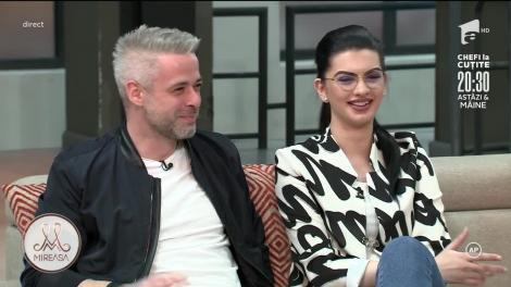 Roxana și Bogdan, un nou cuplu? Doamna Malvina: Hotărăște-te odată, mergi la mama sau vrei să te măriți?