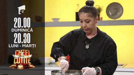 Mihaela Nița, manichiurista care face super plăcinte. Chef Dumitrescu a fugit cu farfuria!