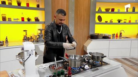 Chefi la cuțite 19 aprilie 2021. Mircea Bărbulescu, stilistul emisiunii, dă detalii din culisele celui mai tare show culinar