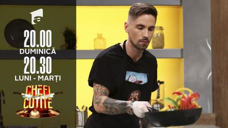 Ștefan Manolache, sandvici special pentru chefi: Un sandvici e ca o ciorbă. Poate să aibă orice între două pâini