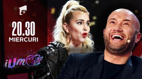 """Madonna a venit la iUmor cu un super roast: """"Mihai, eu cred că tu ești fanul meu că altfel nu-mi explic de ce te comporți """"Like a virgin"""""""