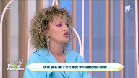"""Alexia Țalavutis, interviu fără secrete la Super Neatza: """"Îmi place Jennifer Lopez"""""""