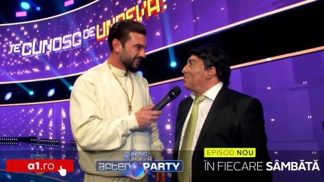 Te cunosc de undeva | After Party, cu Dorian Popa - Episodul 12