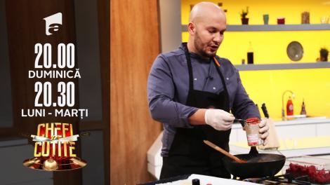 Marius Sînzianu, din bucătăria penitenciarului Deva, la Chefi la cuțite