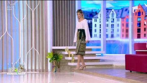 Stil de Succes by Ellida Toma. Colecția vestimentară a Andei Mănescu