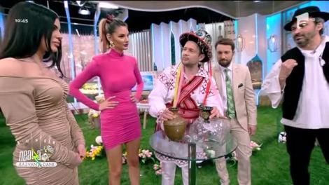 Magicianul Robert Tudor are cele mai tari trucuri, în a doua zi de Paște