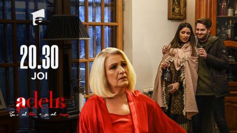 Adela, episodul 33. Andreea, prinsă beată de mama lui Paul Andronic