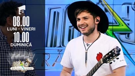 Adrian Petrache, viața după X Factor: În cel mai scurt timp o să vin cu o piesă nouă!