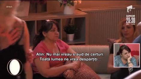 """Alin și Adelina, parteneri de dans! """"Nu mai vreau să aud certuri! Toți ne vor despărțiți!"""""""