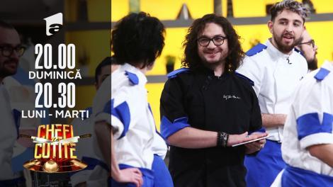 Chef Dumitrescu, în avantaj. Echipa lui chef Scărlătescu rămâne fără unul dintre cei mai buni bucătari!