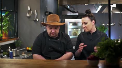 Chef Roxana Blenche și Răzvan Babană gătesc Pască fără aluat, în prima ediție Hello Chef