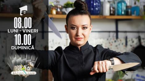 Antena 1 lansează un nou show de cooking, Hello Chef