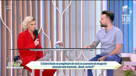 Cristina Vasiu a avut probleme cu greutatea: Am slăbit 18 kilograme doar cu dietă, fără sport