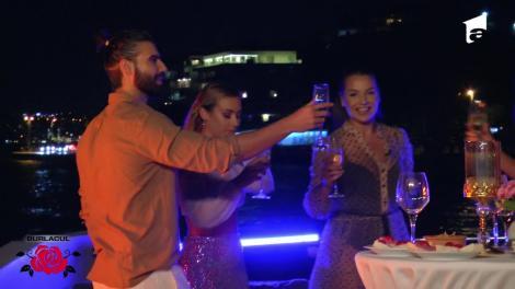 Concurentele de la Burlacul au parte de o petrecere organizată de Andi Constantin pe un iaht!