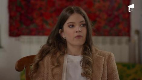 """Adela, episodul 38. Adela o confruntă pe Andreea: """"Mihai e al meu! Lasa-l în pace!"""""""