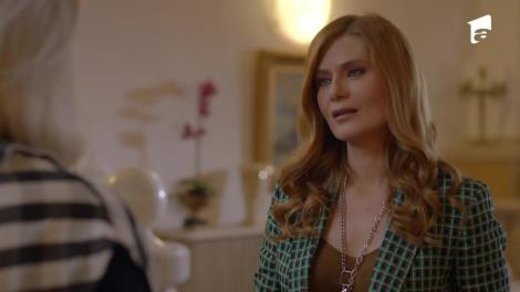 """Adela, episodul 37. Delia se confruntă cu Martha: """"Bebe a intrat la puşcărie pentru că l-ai pus să omoare doi oameni!"""""""