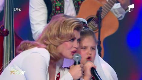 Next Star - Sezonul 10: Loredana și Ștefan Bănică, recital pe muzică lăutarească