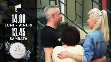 Cerere fără precedent în casa Mireasa: Vreau să-i ofer inelul Anei din partea lui Bogdan