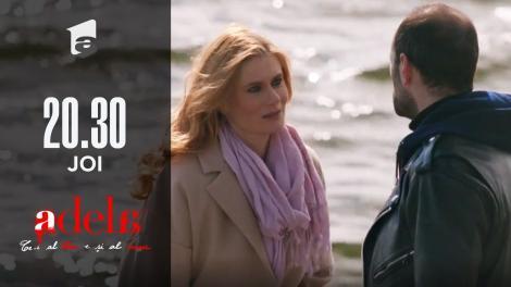 """Adela, episodul 41. Bebe încearcă să o convingă pe Delia că Andreea minte! """"Eu doar pe tine te iubesc"""""""