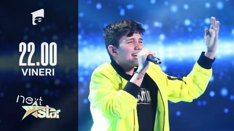 """Next Star – Sezonul 10: Radu Ionescu – Interpretează piesa """"It's a man's man's man's world"""""""