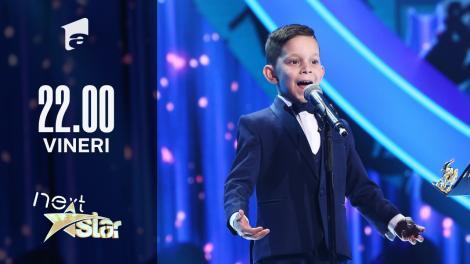 """Next Star – Sezonul 10: Eric Dobriceanu – Interpretează piesa """"`O sole mio"""""""
