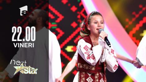 """Next Star – Sezonul 10: Lorena Lenuța Târla – Interpretează piesa """"De-aș putea să joc"""""""