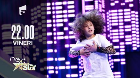 Next Star - Sezonul 10: Ianis Lupu - Moment de breakdance
