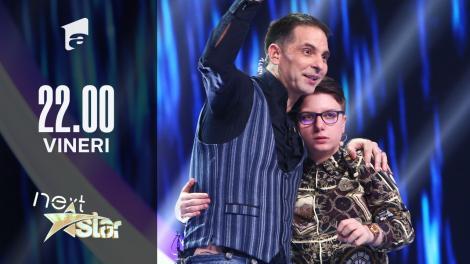Next Star - Sezonul 10:  Toni Mihailov – Exercițiu de memorie
